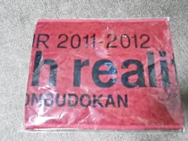 NIGHTMARE TOUR 2011-2012 Nightmarish reality タオル