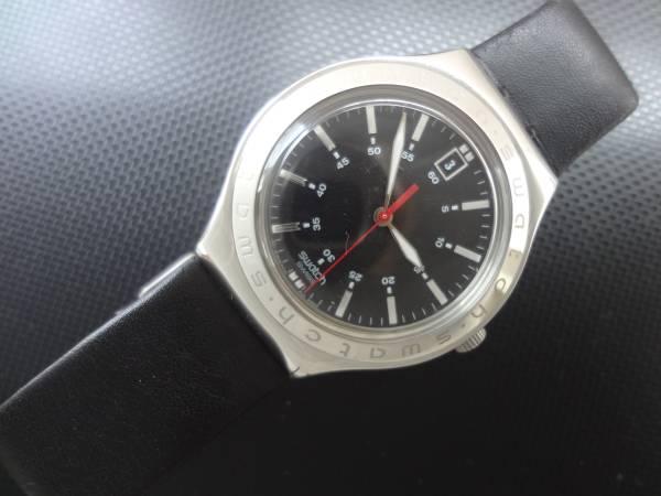 SWATCH IRONY スウォッチ アイロニー 腕時計 AG2002 ジャンク_画像1