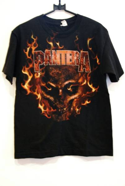 pantera バンドTシャツ古着iron maiden metallica anthrax