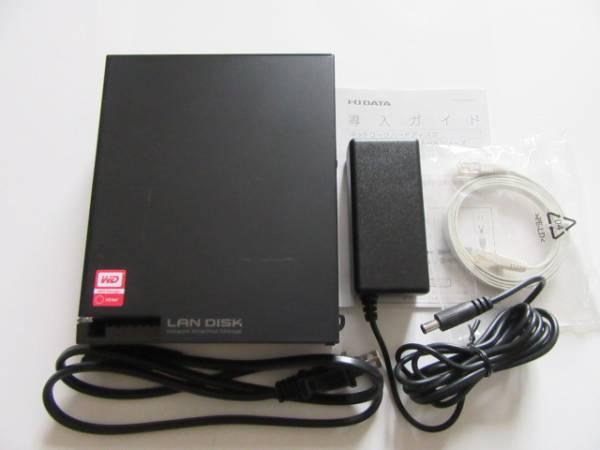 ★即決★IO DATA★NAS用HDD「WD Red」搭載★HDL-AH2.0W、2TB
