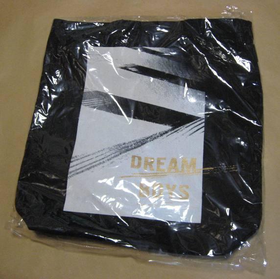 KAT-TUN 亀梨和也 DREAMBOYSトートバッグ 新品未開封