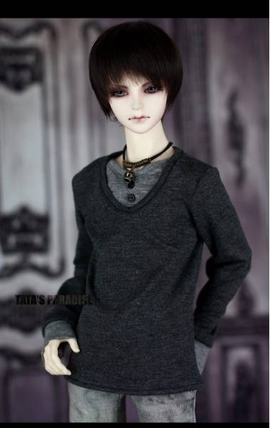 [N・TA]SD&SD13、SD17&70cm少年用カジュアルTシャツ_画像1
