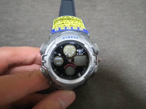 ★新品★J-AXIS 腕時計 CYBEAT サイビート メンズ CAD1_画像1