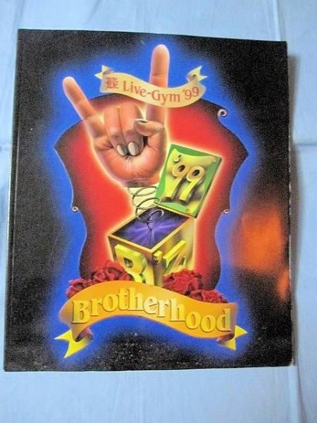 ★Brotherhood B'z LIVE-GYM'99 【ビーズ・写真集・ロック】