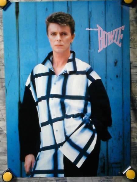 n4【ポスター/B-2】デヴィッド ボウイ-David Bowie