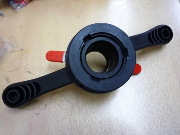 「ホイールバランサー 用 クイックロックナット 36mm ハンドル (タイヤチェンジャー)」の画像
