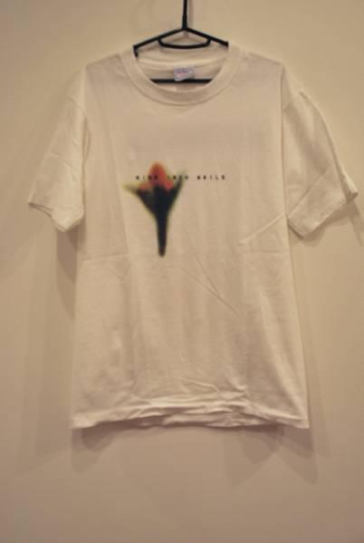 ヴィンテージ nine inch nailsバンドTシャツ レア USA製