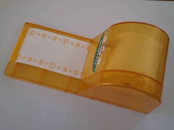 激レア コロコロクリリン 特大 テープカッター ロールメモ 1998 2001 グッズの画像