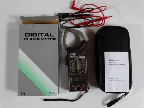 ★新品★ MASTECH M266F デジタルクランプメーター _画像1