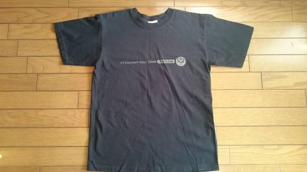 ☆★藤井フミヤ ライブ 2000 OUTSIDE Tシャツ☆★