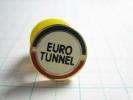 ユーロトンネル ピンバッジ ロゴ