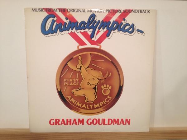 □Graham Gouldman/Animalympics□Beppe Lodaプレイ!_画像1