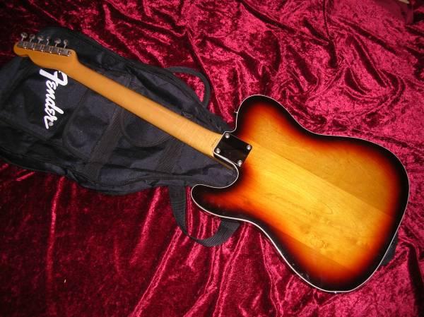 FenderJapan TL62B TX-BIGS 3TS/R No.013415