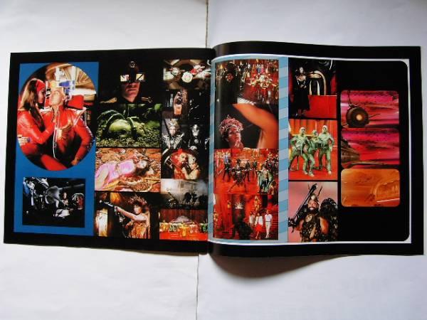 映画プレスシート・ブックタイプ 「フラッシュ・ゴードン」 1981_画像2