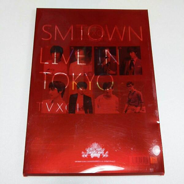東方神起 フェースブック 8枚 SMTOWN
