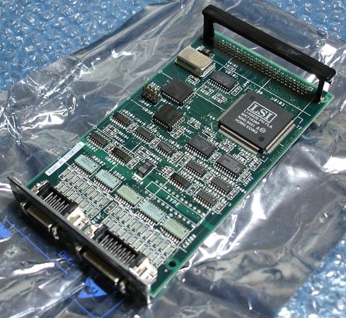 Sun Printer Controller Card (S-Bus) [control:the KD-8]