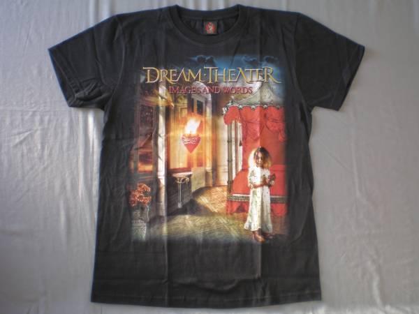 バンドTシャツ   ドリーム・シアター (DREAM THEATER )新品 L