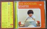 THE BOOSTARS The * booster zSTARTER starter CD Nagai Louis Kouya .RAFFLESIA triangle . one Oh! Anna .... milk . crying . not . tulip