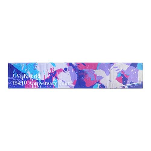 UVERworld 2015 ツアー タオル 新品 未開封 オマケ付 TAKUYA∞ ライブグッズの画像