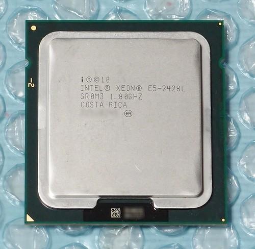 Intel Xeon E5-2428L 1.8GHz LGA1356_画像1