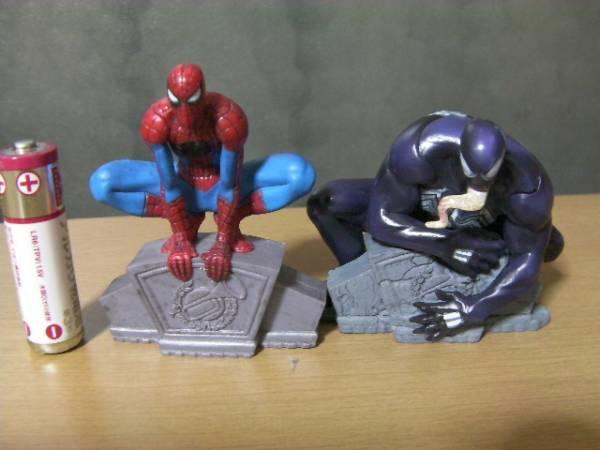 スパイダーマン ヴェノム ミニフィギュア ベノム グッズの画像