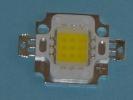 送料62円 10W 昼光色 9直列 動作電圧高 LED素子