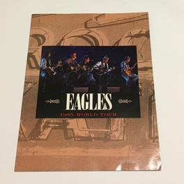 EAGLES 1995 WORLDTOUR イーグルス ワールドツアーパンフレット