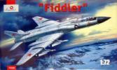 ★ A MODEL/ ツポレフTU-128フィドラー迎撃機 (1:72)