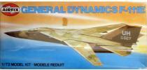 0134 ☆AIRFIX / GENERAL DYNAMICS F-111E (1:72)