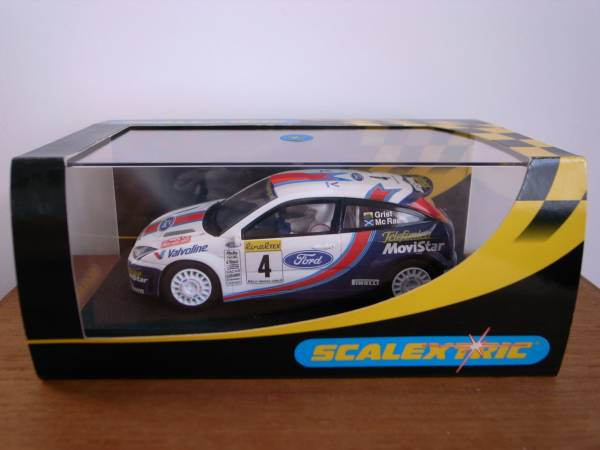 1/32 Scalextric Ford Focus RS WRC 2006 McRae