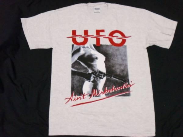 UFO Tシャツ M バンドT ツアーT ロックT MSG マイケル シェンカー Scorpions