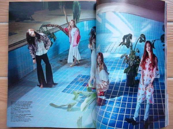 [Red Velvet レッドベルベット] 韓国雑誌切り抜き 12P/2016年3月号