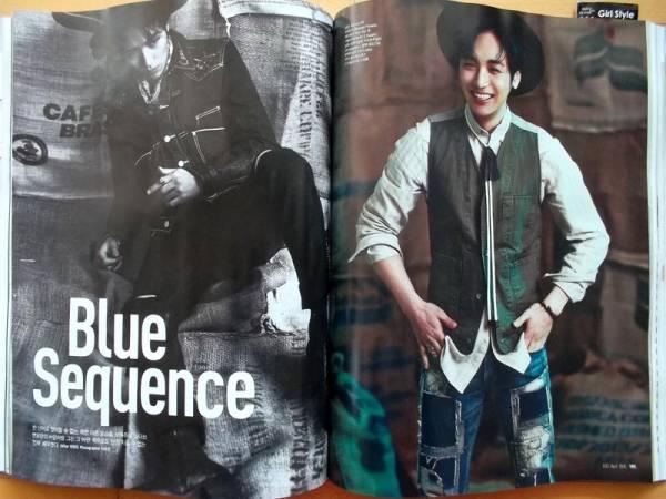 [ピョン・ヨハン 六龍が飛ぶ]韓国雑誌切り抜き8P/2015年4月