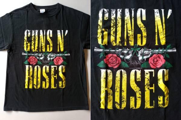 激レア ヴィンテージ◆ガンズ GUNS N' ROSES '06 ツアー Tシャツ◆METALLICA IRON MAIDEN FOG_画像2