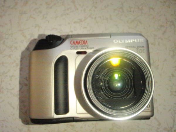 O001-C720UZ デジカメ Camedia C-720 Ultra Zoom