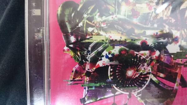 12012アルバム「marmaloon」特典ステッカー付き