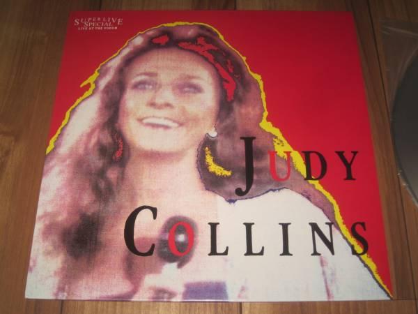 ジディコリンズ JUDY COLLINS ライブアットザフォーラム (LD)_画像1