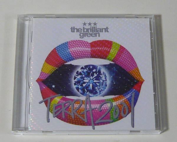 『CD』THE BRILLIANT GREEN/TERRA2001_画像1