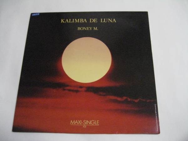 ☆Boney M/Kalimba De Luna☆SYNTH DISCO!