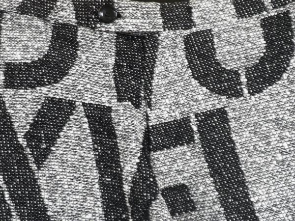 【値下げ交渉あり】ラフシモンズ 初期 希少 グラフィック柄 パンツ raf simons レア 貴重 アーカイブ ヴィンテージ ビンテージ_画像2