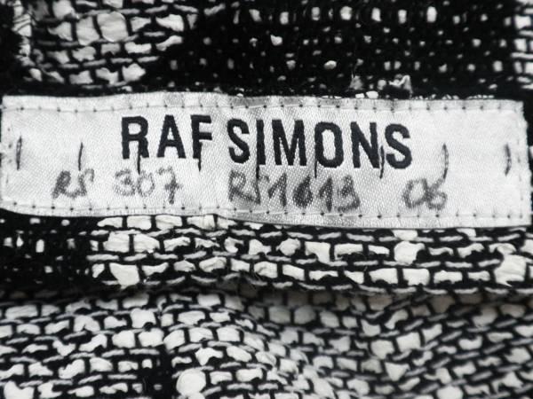 【値下げ交渉あり】ラフシモンズ 初期 希少 グラフィック柄 パンツ raf simons レア 貴重 アーカイブ ヴィンテージ ビンテージ_画像3