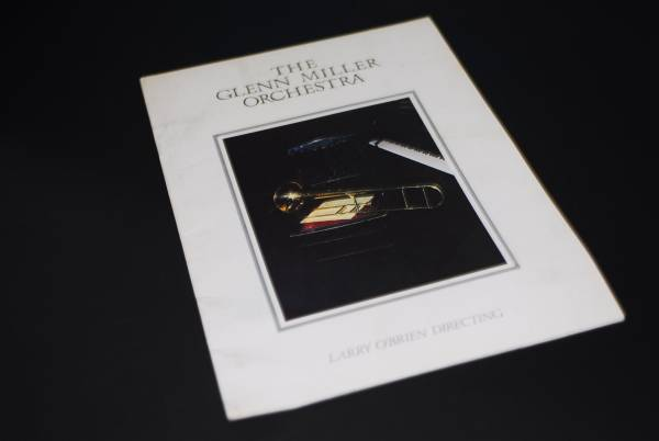 1982年 グレンミラーオーケストラ 日本公演