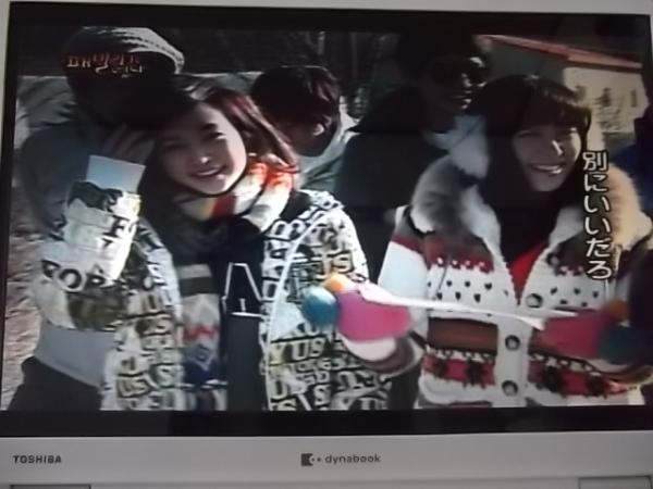 DVD 少女時代 ティファニー、ユナ ファミリーがやってきた KARA