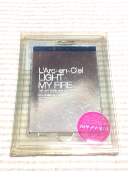●L'Arc-en-Ciel●LIGHT MY FIRE1998年度写真集VAMPSHYDE