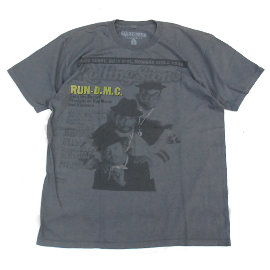 SALE■RUN DMC Tシャツ■ローリングストーン誌 表紙 オフィシャルレア ランDMC BEASTIE BOYS fear of god hiphop rap