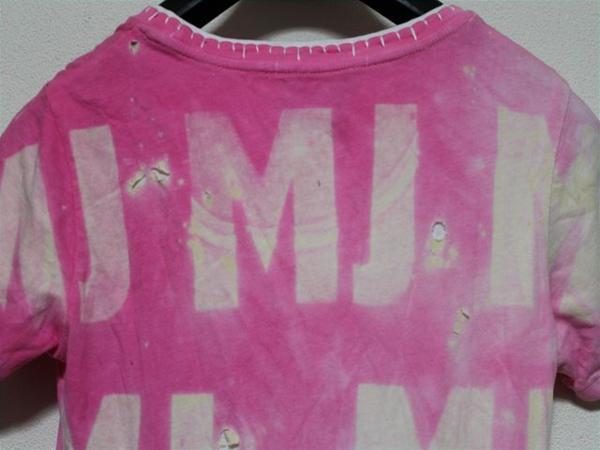 アイコニック ICONIC マイケルジャクソン レディース半袖Tシャツ ピンク Mサイズ 新品_画像6