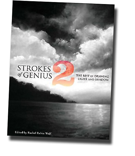 洋書 天才のドローイング2;光と影/ Strokes of Genius 2: The Best of Drawing Light and Shadow(輸入品_画像1