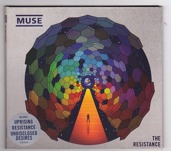 Muse / The Resistance /紙ジャケ_画像1