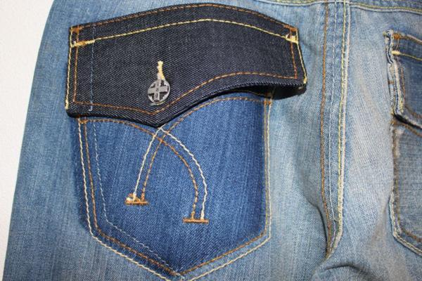 タグジーンズ TAG JEANS メンズデニムパンツ 34インチ 新品_画像6