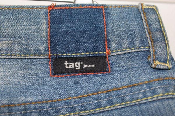 タグジーンズ TAG JEANS メンズデニムパンツ 34インチ 新品_画像8